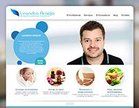 Site - Nutricionista Leandro Araújo