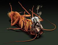 Pif Paf Roach
