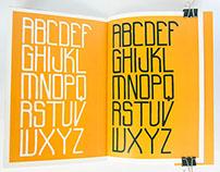Font - Hand lettering