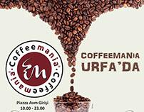 Coffeemania flyer