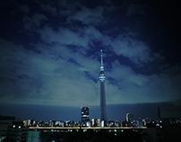 TimeLapse of Tokyo Skytree