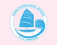 Logo Trofeo Optimist [] Logo Optimist Sailing Trophy