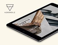 Kerbholz-Lookbook 2014 (Concept)