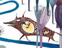 Pulgarcito (Children's Illustration)