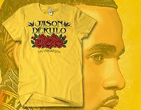 Jason Derulo concert shirt