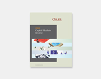 Osler 2012 Capital Markets Review