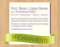 Lic. Silvia I. López Senés