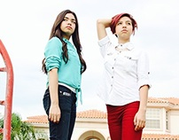 Andrea y Natalia