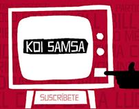Motion Graphics para intro de YouTube