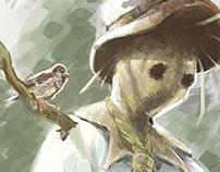 Scarecrows?