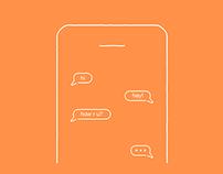 txting is killing language