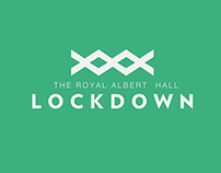 LOCKDOWN - Royal Albert Hall YCN Campaign
