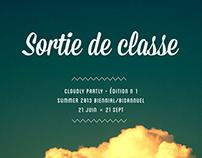 """Édition Bonpoint - """"Sortie de classe"""""""