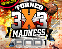 Madness streetball 2014 / and1