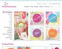 Gift Wrap Company - eCommerce