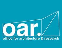 OAR Architects Visual Identity