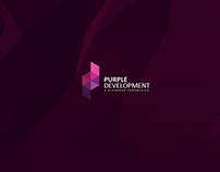 Purple Development | Brand Identity.