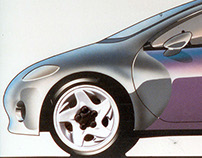 "Chrysler NEON ""Tall Car"" Concept"