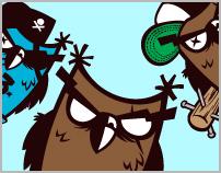 Owl's GANG