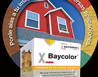 material PDV _produto baycolor lanxess