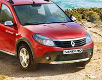 Renault Sandero Stepway*