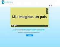 Sitio web & logo - Otrocontexto