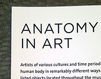 CMA Anatomy In Art