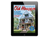 Old House Journal July/August Issue Digital Edition