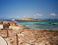 Analog island
