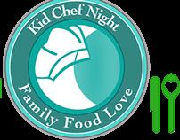 Kid Chef Night - 99 Designs