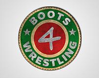 Boots 4 wrestling
