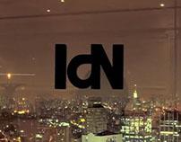 IDN stop motion logo animation