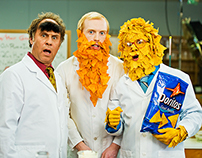 "BTS // Doritos ""Science!"""