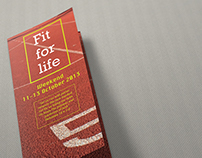 Fit For Life - Brochure