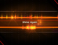 Shine Again - After Effects Template Pond5
