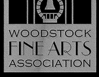 Woodstock Fine Arts Association - Branding