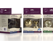 Amerock Ensembles Door Hardware - Packaging