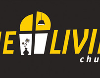 The Living logo