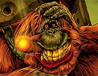 ZPH–Orangutan
