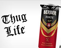 BERBER Forte campagne de lancement