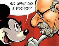 Mickey and Freud