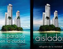 Afiches Territorios de Rosario UNR 2012