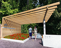 Center for Hope and Healing Pavilion