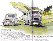 2014 sketching travel-May