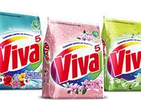 Viva Detergent Line Extensions
