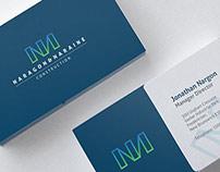 Naragon & Naraine Logo Design