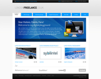 LondonFreelance.co.uk - my new digital playground
