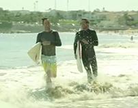 TVC: Surfer Dudes
