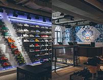 Hypebeast | adidas Originals Shanghai Flagship Store
