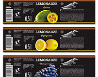 Labels for lemonade